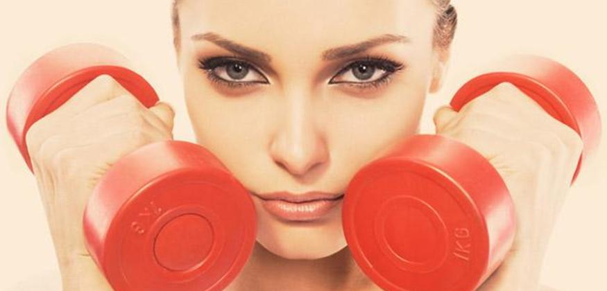 workout and makeup2